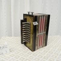 Crull dragspel durspel accordion squeezebox
